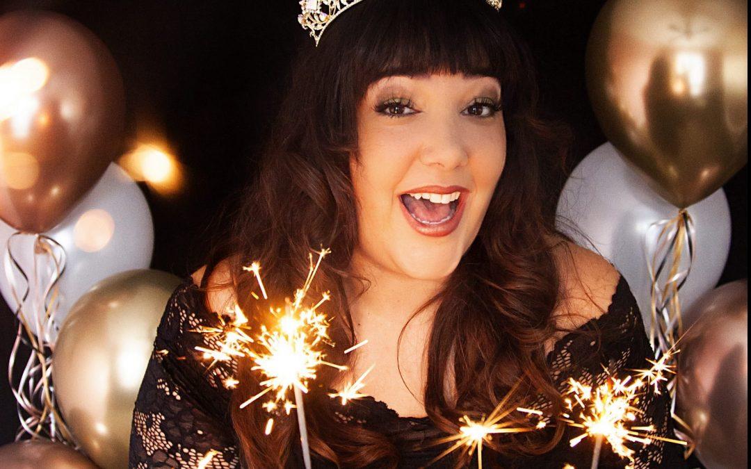 Shine bright Queen